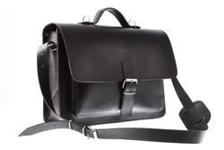 Fashionable leather satchel  VOOC Vintage P25