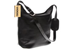 Hobo bag genuine leather VOOC Vintage P33