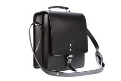 Russia leather satchel VOOC Vintage P37
