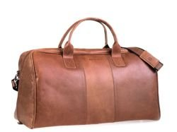 Travel Bag Brodrene Light Brown