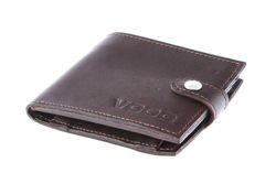 Unisex leather wallet Vintage VOOC P21