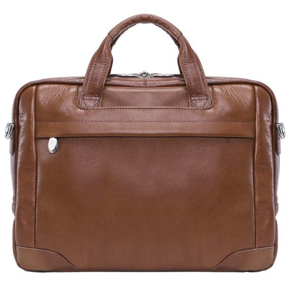 """13.3"""" Leather Tablet Brief Mcklein Montclare"""