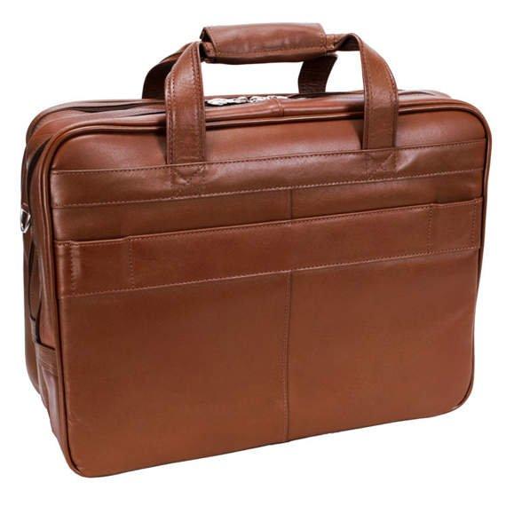 """Męska torba biznesowa 2w1 Ohare 17"""""""