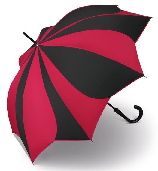 Parasol duży, długi damski Pierre Cardin