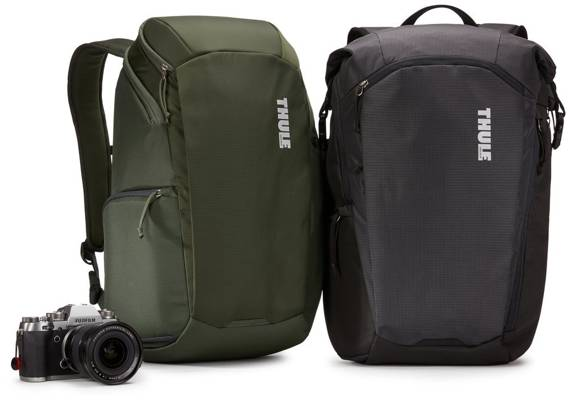 "Plecak fotograficzny Plecak na laptopa 13"" Thule EnRoute Zielony"