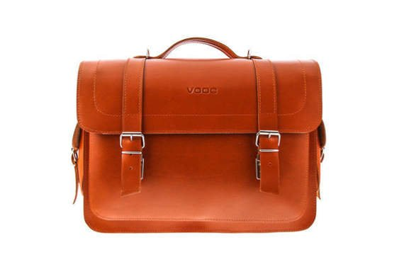 Torba VOOC BIG, skóra, hand made