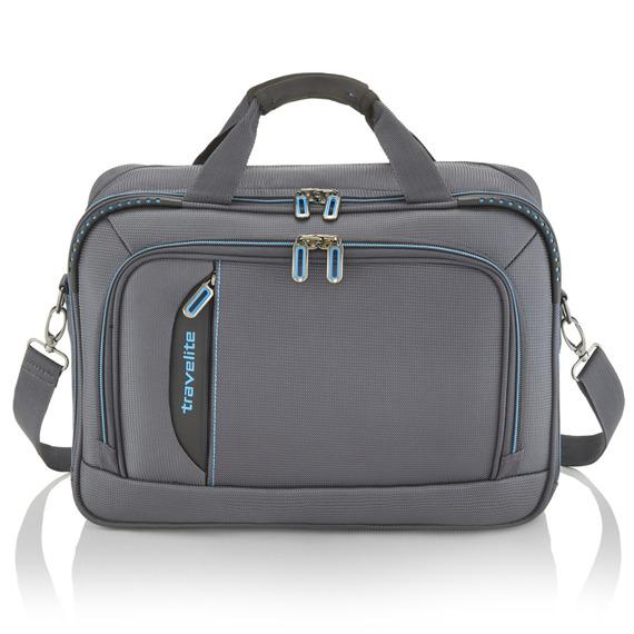 """Torba podróżna z miejscem na laptopa 15,6"""", Travelite CROSSLITE"""